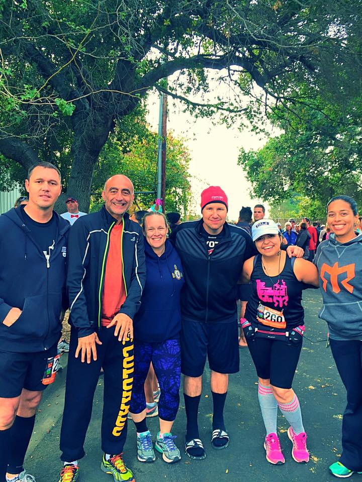 Napa, CA Ragnar Relay Race Review