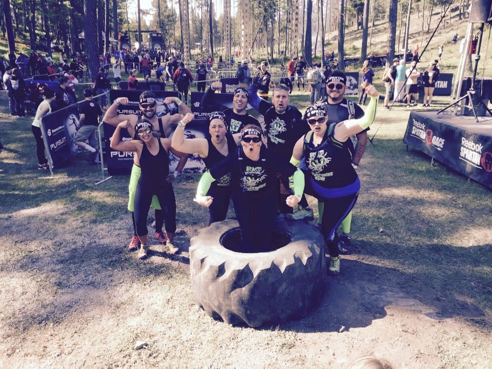 Spartan Race Montana Beast 2015