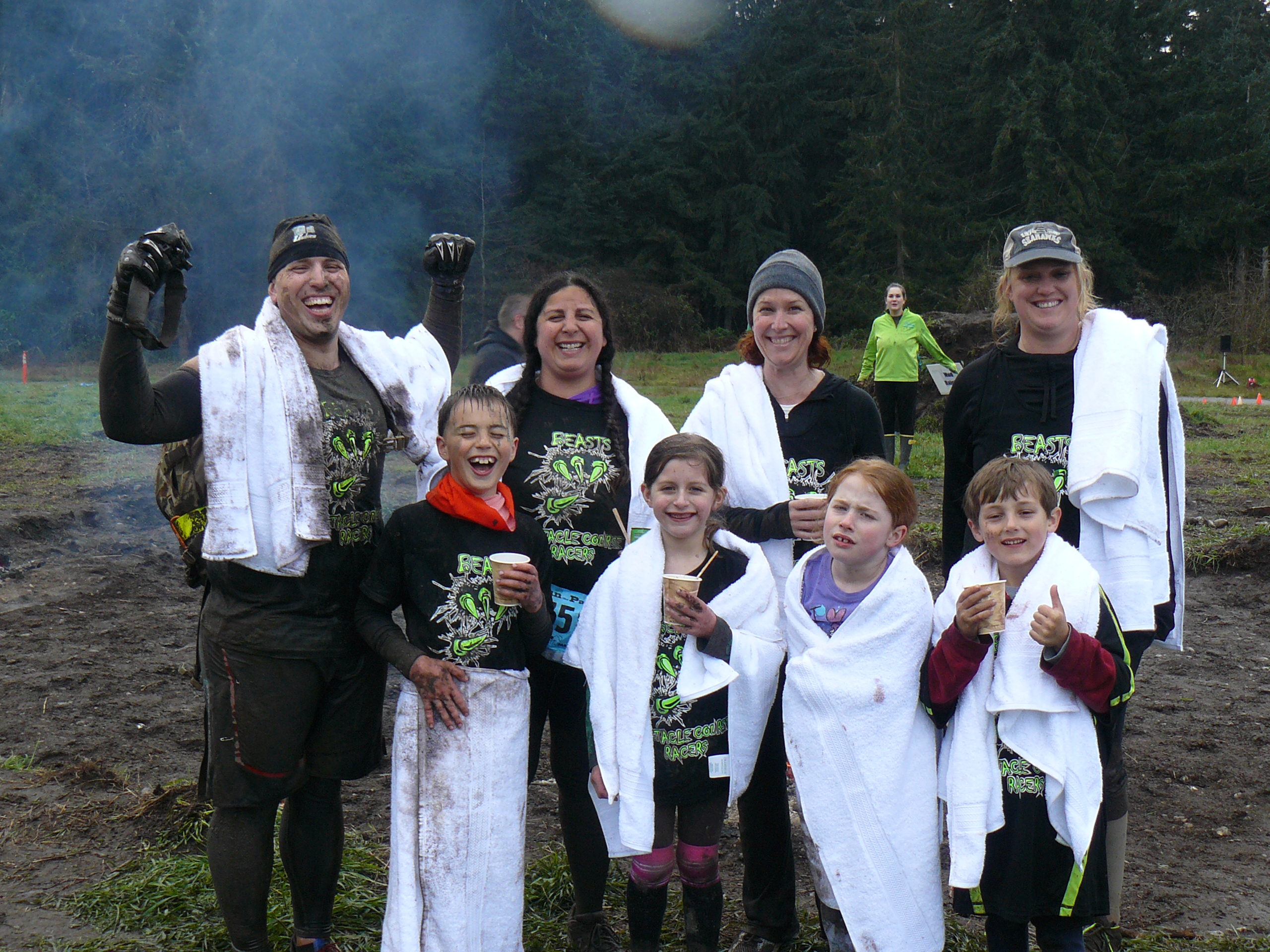 Tacoma Metro Parks Mud Run 2015